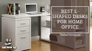 Best L-Shaped Desks for Home Office