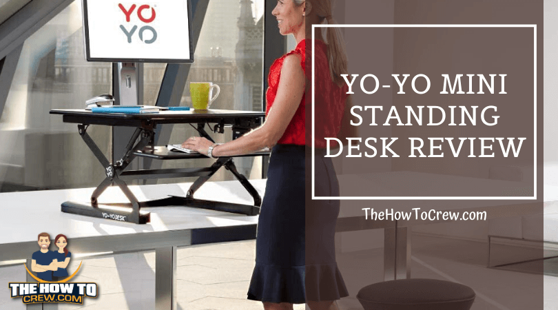 Yo-Yo Mini Standing Desk Review