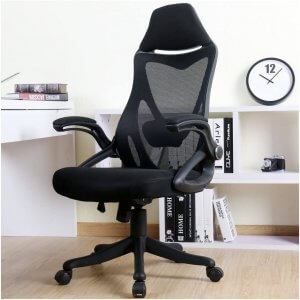 Office Chair, Computer Chair Desk Chair High Back Chair Breathable