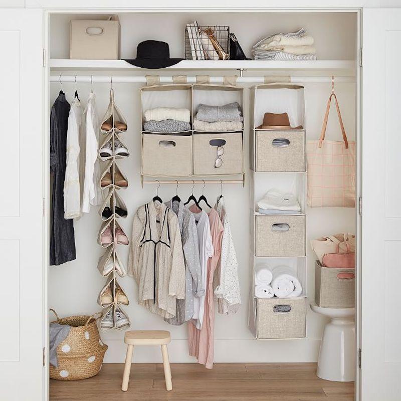 veryical storage